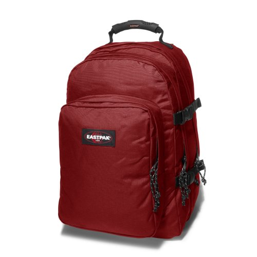 Eastpak Unisex Provider Backpack Ruby Red Ek520191 Large
