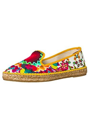 DESIGUAL® Mujer Diseñador Espadrilles Alpargatas Zapatillas