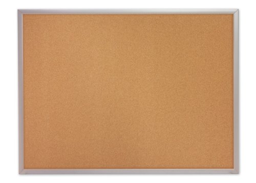 Quartet Cork Bulletin Boards 3 x 2 Feet Aluminum Finish Frame 2303B00006I9VF