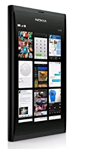 Nokia N9 16GB 3G Wifi GPS NFC GSM Unlocked MeeGo Touchscreen (Black)