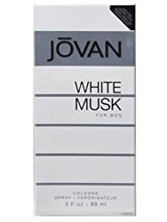 JOVAN WHITE MUSK by Jovan COLOGNE SPRAY 3 OZ