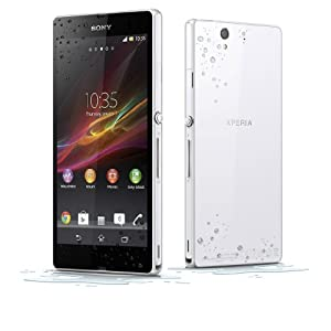 Sony Xperia Z White (Factory Unlocked) 5
