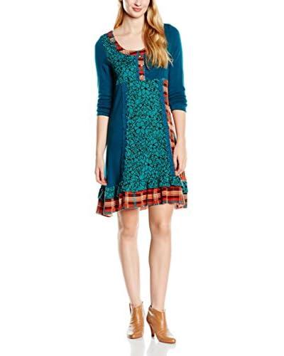 PEACE&LOVE BY CALAO Vestido Azul L