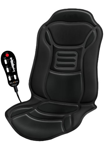 Relaxzen Six Motor Massage Cushion With Heat And Eight Magnets back-66620