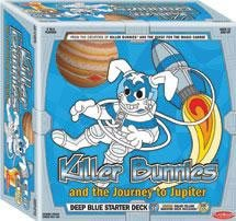 Killer Bunnies and the Journey to Jupiter Starter