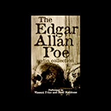 The Edgar Allan Poe Audio Collection (       UNABRIDGED) by Edgar Allan Poe Narrated by Vincent Price, Basil Rathbone