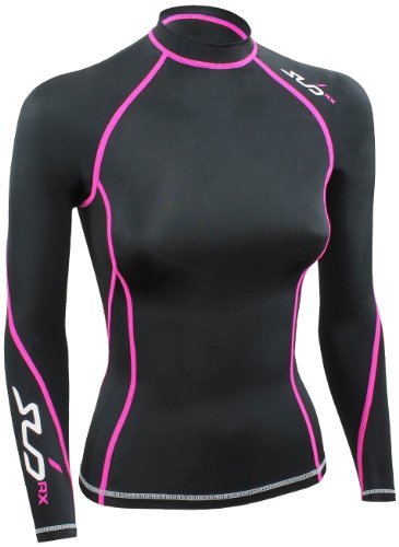Sub Sports RX Women's Graduated Compression Baselayer Long Sleeve Top