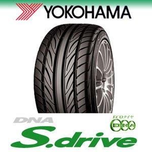 【クリックで詳細表示】YOKOHAMA(ヨコハマ) DNA Sドライブ 205/50R16 87W: カー&バイク用品