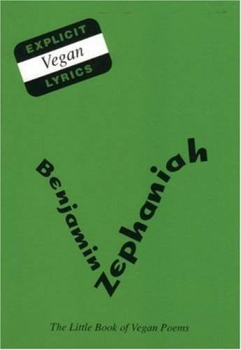 The Little Book of Vegan Poems (Poetry)