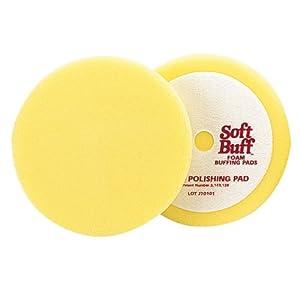 Meguiar's 6.5-Inch Soft Buff Foam Polishing Pad by Meguiar's