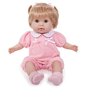 Amazon Com Jc Toys Quot Nonis Quot 15 Inch Lovable Doll In Pink