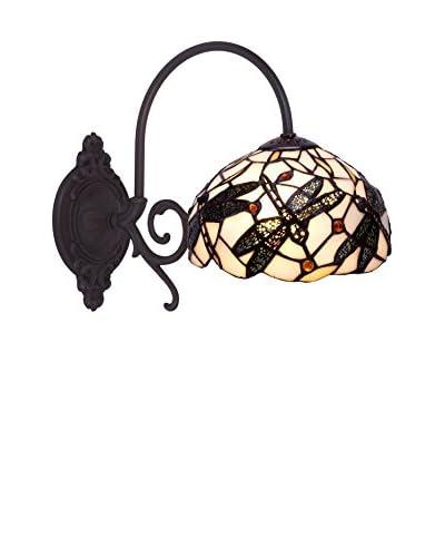 TiffanyLuz Lámpara De Pared Multicolor