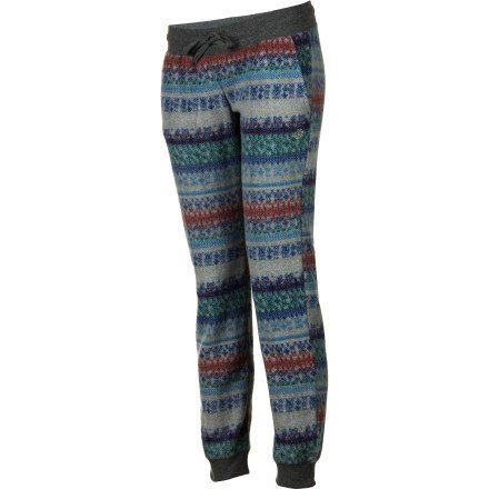Element Geneva Pant - Women's Grey Heather, S