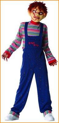 Chucky Costumes Seed of Chucky Halloween Costume Kids