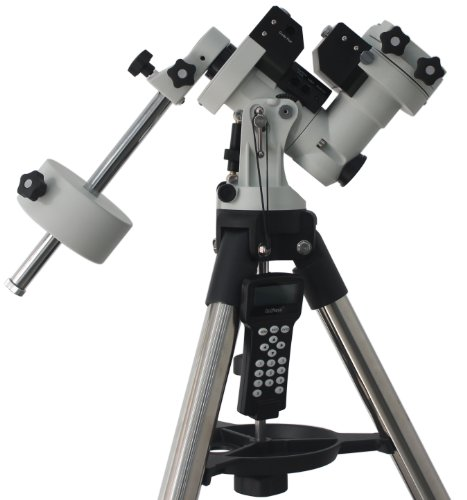"Ioptron Zeq25 Equatorial Mount W/ 2"" Tripod & Polar Scope 7102"
