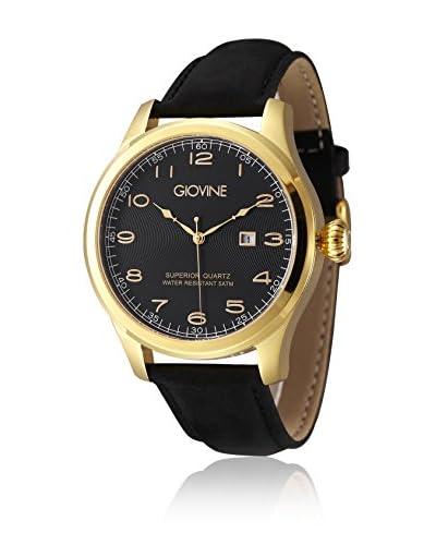 Giovine Reloj Michelangelo Tempo Oro / Negro