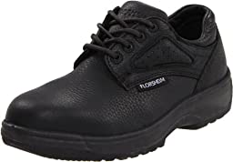 Florsheim Work Men's FS2416 Work Shoe,Black,10.5 D US