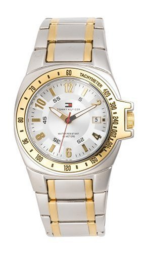 Tommy Hilfiger Men's Two Tone Watch #1790511 - Buy Tommy Hilfiger Men's Two Tone Watch #1790511 - Purchase Tommy Hilfiger Men's Two Tone Watch #1790511 (Tommy Hilfiger, Jewelry, Categories, Watches, Men's Watches, Casual Watches)