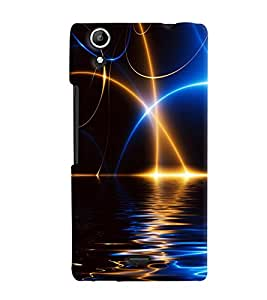GADGET LOOKS PRINTED BACK COVER FOR Micromax Canvas Selfie Lens Q345 MULTICOLOR