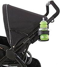 Comprar Peg-Pérego Stroller Cup Holder - Portabebidas para silla de paseo y chasis, color negro