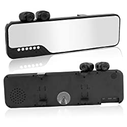 2.7HD TFT Night Vision DVR Dual Lend Car Camera Recorder