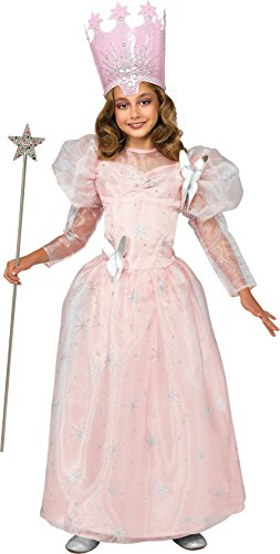 [Wizard of Oz Deluxe Glinda The Good Witch Costume, Large (75th Anniversary Edition)] (Wizard Of Oz Costumes)