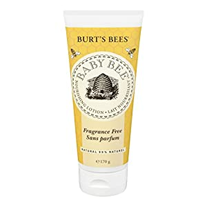 Burt's Bees Baby Bee Fragrance Free Lotion 170g