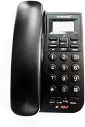 Inovera KX-T1555 LCD Caller ID Landline Telephone (Black)