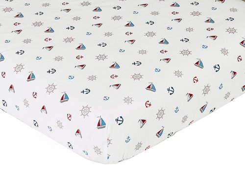Red Toddler Bedding 7426 front