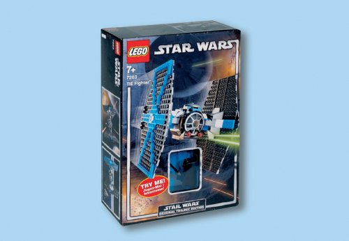 Lego Star Wars 7263 - TIE Fighter