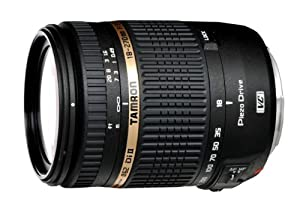 Tamron AF 18-270mm f/3.5-6.3 VC PZD All-In-One Zoom Lens with Built in Motor for Nikon DSLR Cameras (Model B008N)