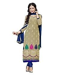 Georgette Salwar Kameez Dress Material For Women   Party Festive Wear   With Dupatta