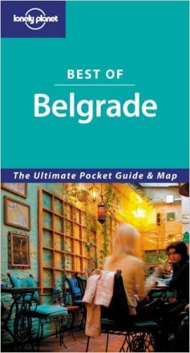 Lonely Planet Best of Belgrade