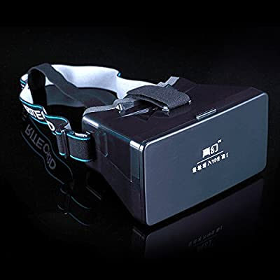 Virtual Reality Headset Google Version 3D Glasses Video Movie Game Glasses for iPhone 6 iPhone6 Plus Samsung LG Sony HTC Xiaomi ZTE