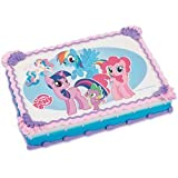 My Little Pony Edible Image Icing Art Cake Topper / 1 image