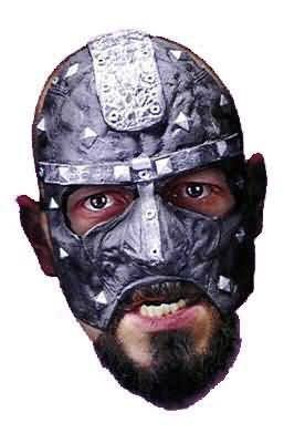 Executioner Costume Vinyl Chinless Mask