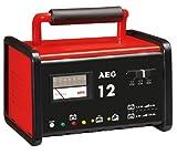 AEG 97009 Werkstatt-Ladegerät WM 12 Ampere für 6 und 12