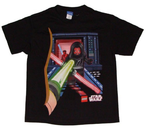 Star Wars Lego Star Wars The Phantom Menace Boys T-shirt