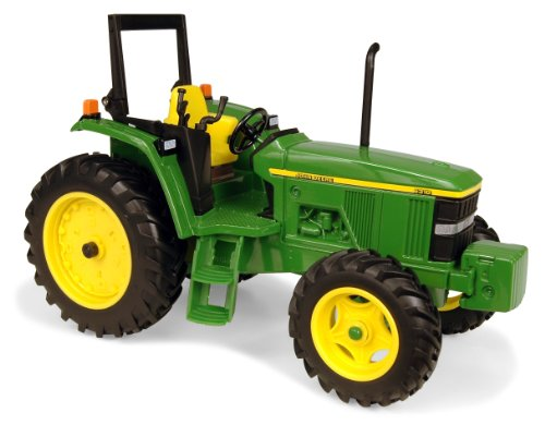 Ertl 1:16 John Deere 6310 Tractor With Decal Sheet front-901091
