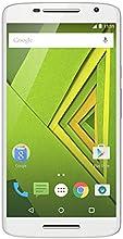 "Motorola Moto X Play - Smartphone de 5.5"" (Full HD, 4G, 1.7 GHz Octa Core, 2 GB RAM, 16 GB, cámaras de 21/5 MP, Android 5.1.1) color blanco"