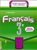 Français, 3ème.