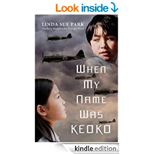 when my name was keoko book review