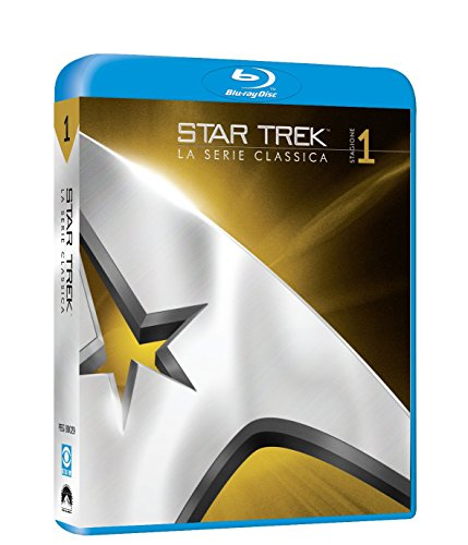 Star Trek - La serie classica Stagione 01 [Blu-ray] [IT Import]