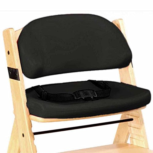 Keekaroo Comfort Cushion Set, Black - 1