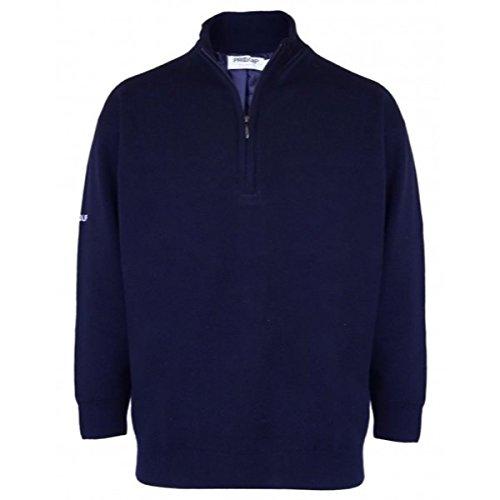 proquip-water-repellent-lambswool-half-zip-sweater-navy-l