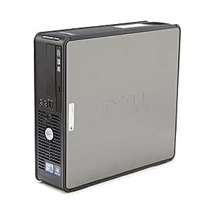 中古パソコン デスクトップ DELL OptiPlex 780 SFF Core2Duo E8600 3.33GHz 4GBメモリ 320GB Sマルチ Windows7 Pro 搭載 リカバリーディスク付属 動作保証30日間