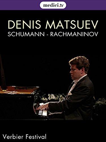 Denis Matsuev plays Schumann and Rachmaninov (No dialog)