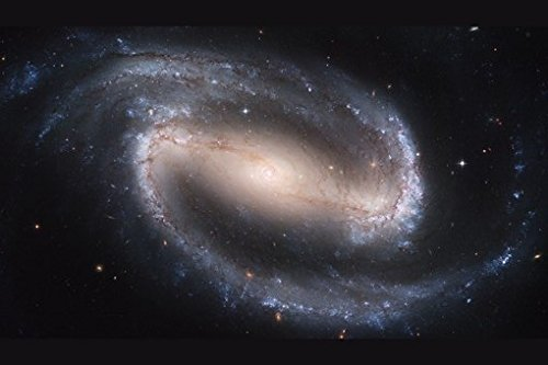 SPIRAL-GALAXY-POSTER-Space-Astrology-Amazing-Nasa-Hubble-Telescope-Shot-RARE-HOT-NEW-24x36