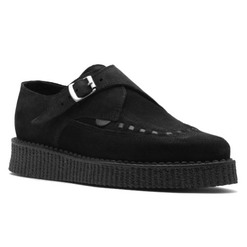 Underground, Sneaker uomo Nero nero 41.5 (8 UK)