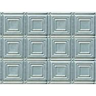 Shanker Industries STS204 Tru-Metal Backsplash Panel Pack of 5